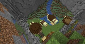 Turtleduck Enclosure Minecraft Map & Project