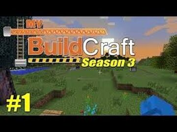 Chemdork123 My buildcraft S3 recreated Minecraft Map & Project