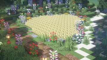 Wheatfield Minecraft Map & Project