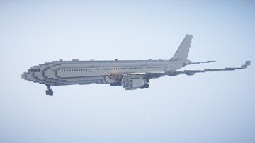 1,5:1 Airbus A330-300 + Liveries Minecraft Map & Project