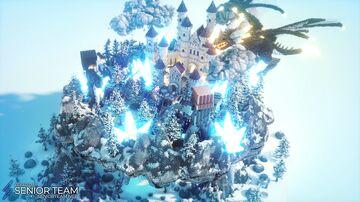 Ice Kingdom Minecraft Map & Project