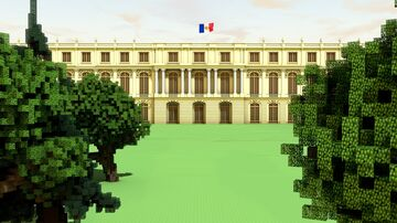 Versailles Minecraft Map & Project