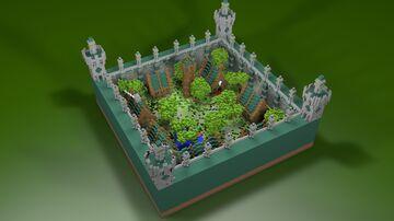 🌇 1v1 City - AliensBuilds 🌇 Minecraft Map & Project