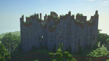 Broken down Castle - Miq3 Minecraft Map & Project