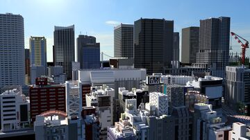 """The Japanese Current City Project """"City of Nizu"""" Minecraft Map & Project"""