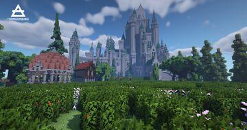 Castle Beaumont Minecraft Map & Project