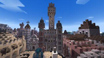 Palazzo della Signoria Minecraft Map & Project