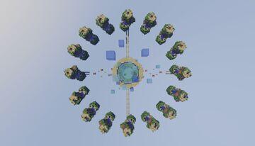 SkyWars Map [Hydrogen] Minecraft Map & Project