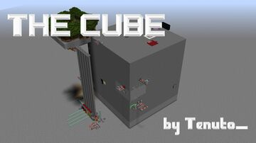 THE CUBE by Tenuto_ Minecraft Map & Project
