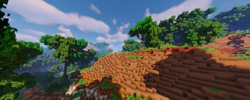 Rad sandstone Valley Minecraft Map & Project