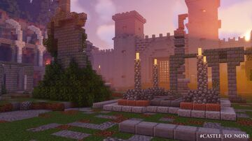 |CO-OP MAP| Castle to None [1.14.4] Minecraft Map & Project