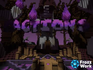 Factions Lobby Minecraft Map & Project