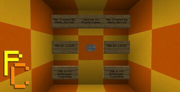 Puzzle Cubes Minecraft Map & Project