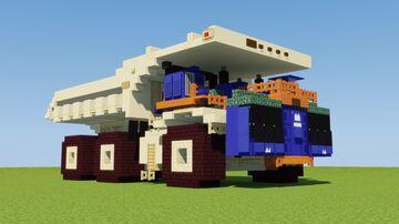 Terex 33-19 Titan Minecraft Map & Project