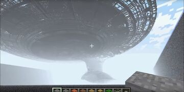 The Original Full-Scale Enterprise D by MineTrek Minecraft Map & Project