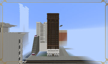 The Bouvier Building | Annetown | New Lapusia City Minecraft Map & Project