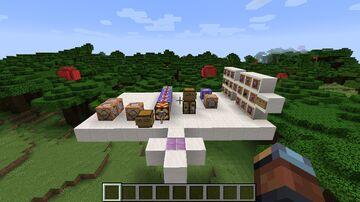 Shulker Pocket Recreation 1.14.4 Minecraft Map & Project