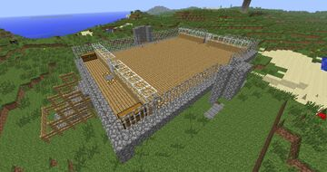 Small General PVP Map Minecraft Map & Project