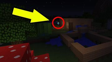 Could Herobrine be in this World? | Mystery world from Dark Corners 2020 Minecraft Map & Project