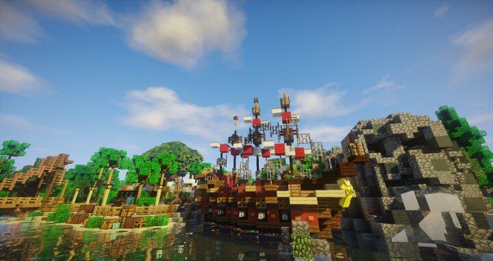Adventureland - Disneyland Park