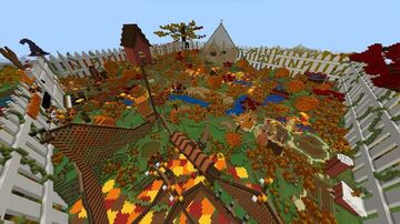 Harvest Festival Map Minecraft Map & Project