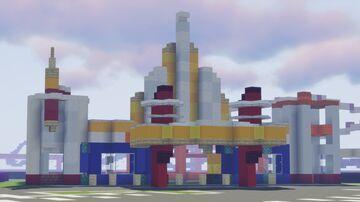 Fun Spot Orlando - FloridaMC Minecraft Map & Project