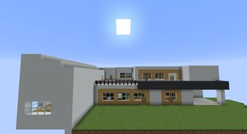 Alvar Aalto's Home Minecraft Map & Project