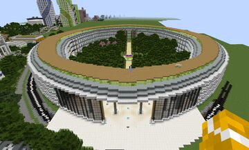 Jarod City Minecraft Map & Project