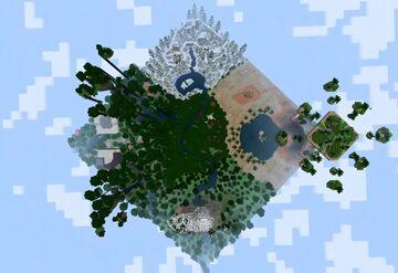 Delta Metropolis Map Link Minecraft Map & Project