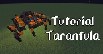 Tarantula Minecraft Map & Project