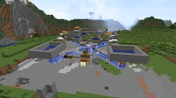 Worlds Uglist Iron Farm Minecraft Map & Project
