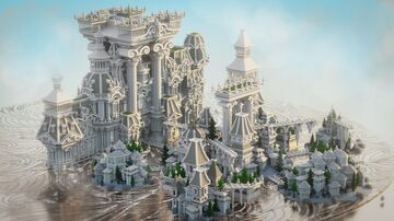 Divine Dreams Minecraft Map & Project