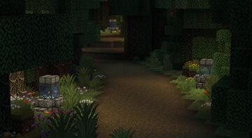 UPDATE: Path One Area D/L Minecraft Map & Project