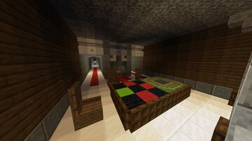 Roulette  mechanism Minecraft Map & Project