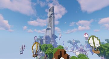 Spawn/Hub Map Minecraft Map & Project