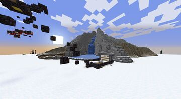 Winter Wasteland (Parkour Map) Minecraft Map & Project