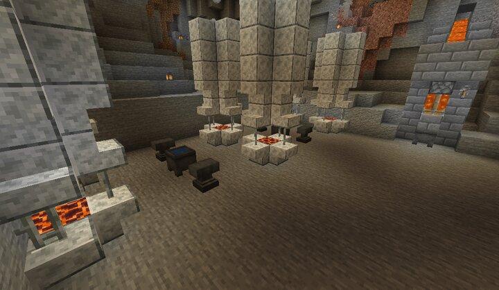 Blacksmith area