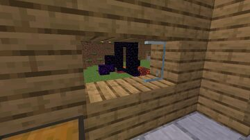 Nether Lands: Escape From the Nether Minecraft Map & Project