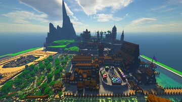 Avvilan Minecraft Map & Project
