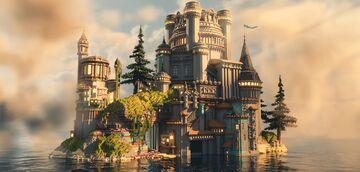 Fragatten - Forgotten Castle Minecraft Map & Project