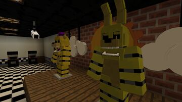 Fredbears Family Diner map V.0.1 by KDgames Minecraft Map & Project