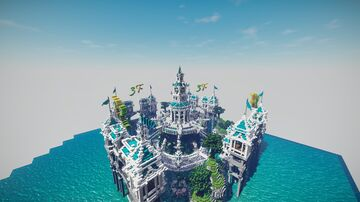 Immortals Towers Of Future Land Minecraft Map & Project
