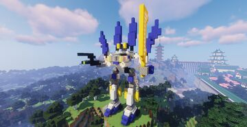 Exo-Force Sky Guardian Minecraft Map & Project