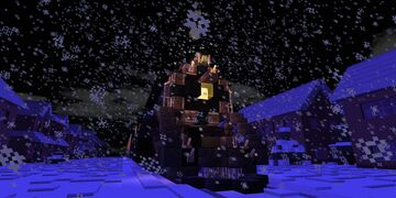 The Polar Express Minecraft Map & Project