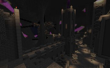 Chained Titan Map Minecraft Map & Project