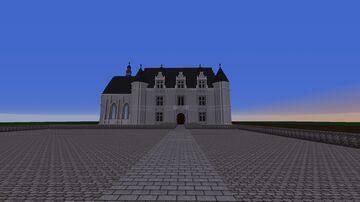 Chateau de Chenonceau Minecraft Map & Project