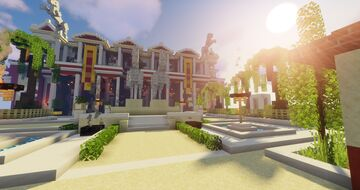 Assassin's Creed: Origins - The Hippodrome of Alexandria [COMPLETE] 1.16+ Minecraft Map & Project