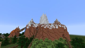 Expedition Everest for 1.16-1.16.4 (Make sure to read the description for recource pack link!!!) Minecraft Map & Project