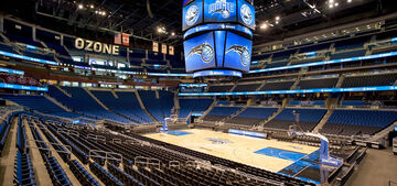 Minecraft Amway Center- Home of the Orlando Magic (+Download) Minecraft Map & Project