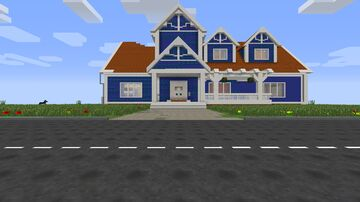 [1.7.10] Hello Neighbor Alpha 2 Map Minecraft Map & Project